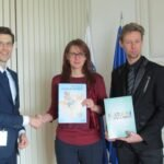 Ministrica za obrambo Andreja Katič Deklaracija o načelih strpnosti Eksena