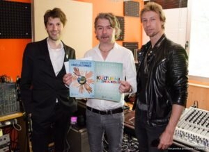Sprejem pri slovenskem glasbeniku, g. Robertu Pešutu Magnificu turneja strpnosti eksena