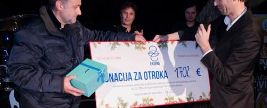 Božično-novoletni dobrodelni koncert za otroka Šentjurske družine v stiski