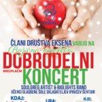 dobrodelni koncert stopimo skupaj društvo eksena soulgreg artist družina v stiski