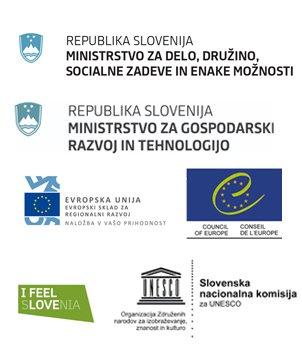 Podprti na državni in mednarodni ravni