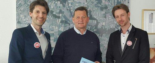Župan prejel prevod Deklaracije o načelih strpnosti